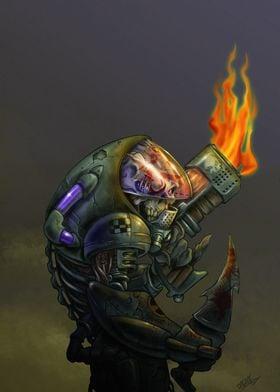 Skull Robot
