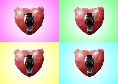 The Love Bear - Andy