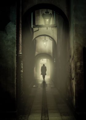 Forgotten passage