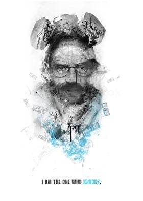 "Shadow collection - Walter White : ""I am the one who k ..."