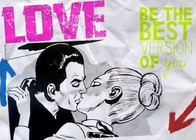 COMICS LOVE BEST VERSION YOU AND ME
