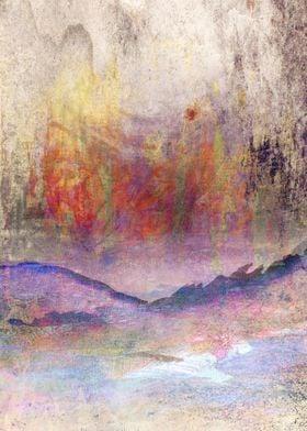 Abstract print 15