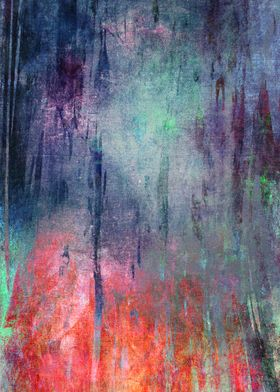 Abstract print 17