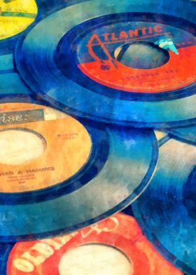 Stax of Wax - vintage 45s records by Edward M. Fielding ...