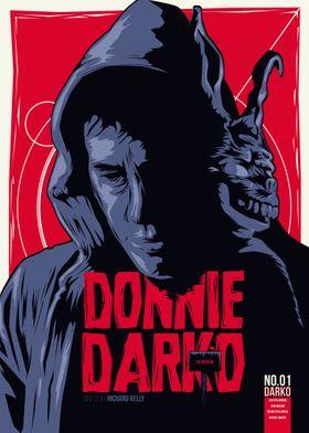 Donnie Darko - Fictive Comic Cover