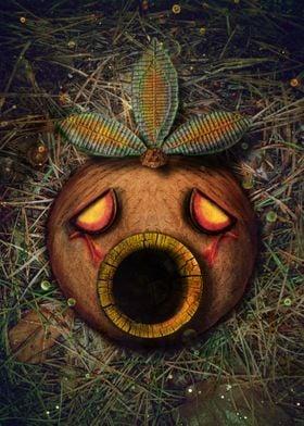 Hyrule - The Legend of Zelda Majoras Mask - The Deku Ma ...