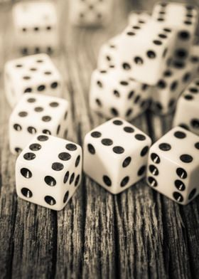 Roll of the Dice - by Edward M. Fielding