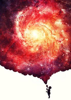 The universe in a soap-bubble!