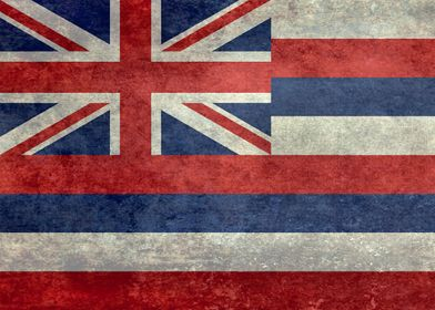 flag, hawaiian, territory, rough, dirty, destination, a ...