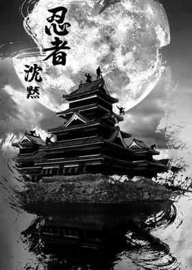 Infiltration: Ninja Design - The Shogun's daughter  ...