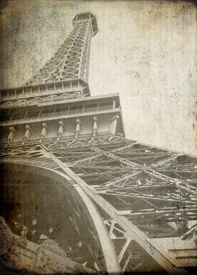 The Eiffel Tower by Edward M. Fielding