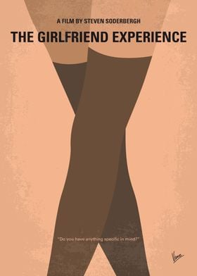 No438 My The Girlfriend Experience minimal movie poster ...