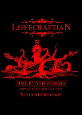 R'lyeh Whiskey Red Label