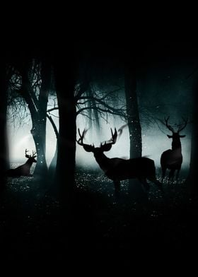Guardians Of The Forest: The deer are the keepers of th ...