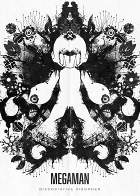 Part of my inkblot geek psychological diagnosis series  ...