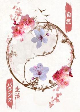 Eternal Balance: Yin and Yang design on life, nature an ...