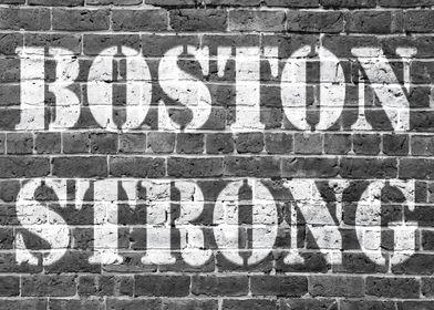 Boston Strong by Edward M. Fielding