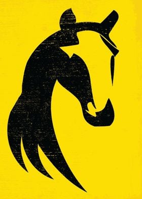 Horse - Tribal