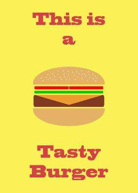 A Big Kahuna Burger