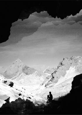 Snowy Isolation