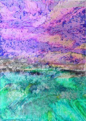 abstract print 29/15