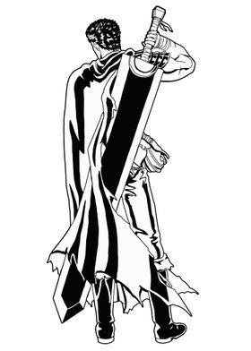 Gatzu FanartBased on the Manga/Anime Berserk.