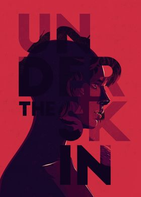 Under the skin - alternative movie poster