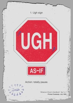 The UGH Sign
