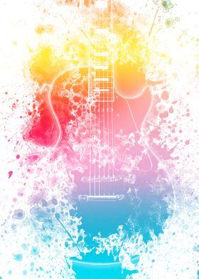 Les Pauls Color