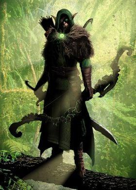 Woodland Strider