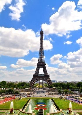 Tour Eiffel hdr