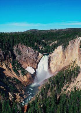 Yellowstone x Lower Falls
