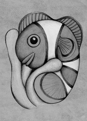 Baby Clownfish