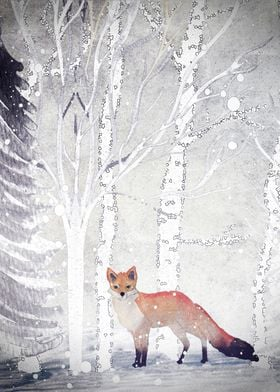 MR. WINTER FOX