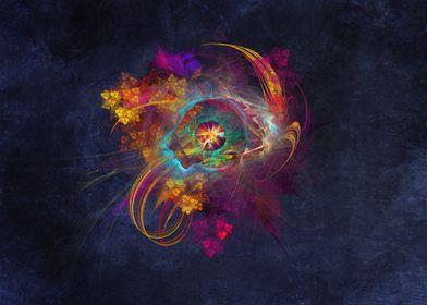 Other side - fractal art