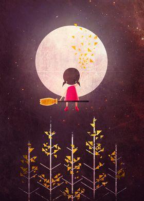 A Little Night Wanderer