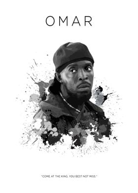 Omar Little (Special Request)