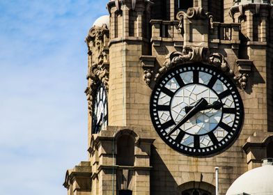 Time in Liverpool