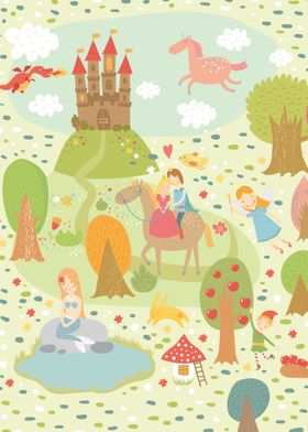 Fairy Tale for the Little Ones