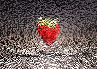 Futuristic Strawberry Futuristic Strawberry is a 3D mix ...