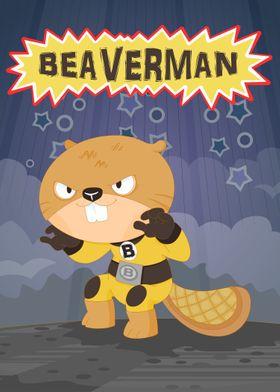 The Incredible Beaverman