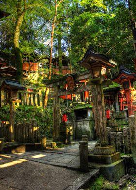 Fushimi Inaru shrine