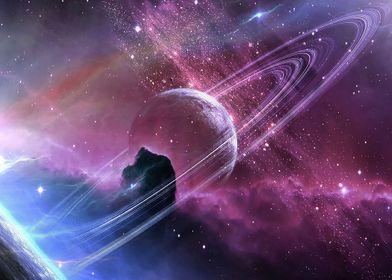 Space Dust Ricochet