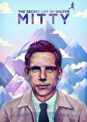 Walter Mitty This poster is an artwork i've created as ...