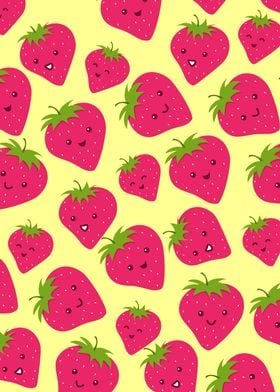 Strawberries Fun Forever