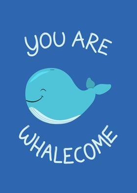 Whale, Thank You!