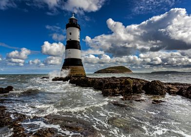Penmon Lighthouse, Anglesey North Wales