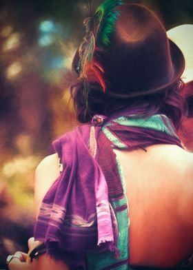 Festival style - unique fashion style at Psytrance musi ...