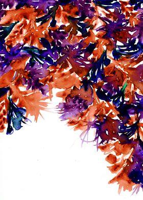 Floral Cascade 5