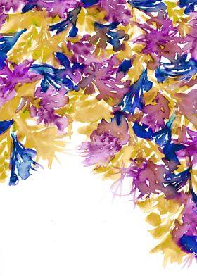 Floral Cascade 3